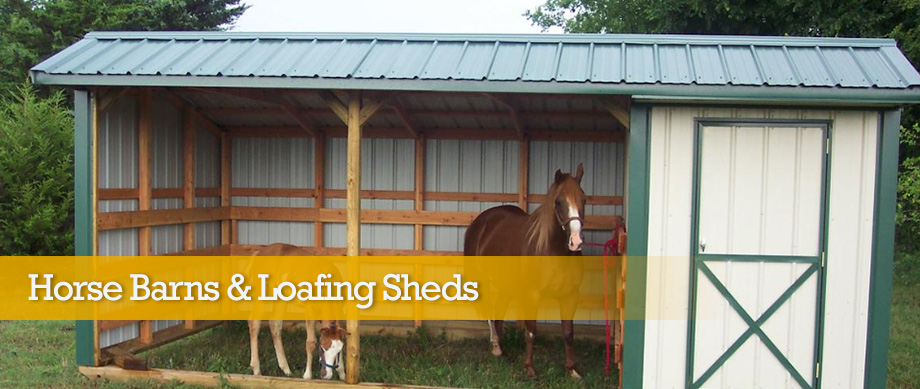 How to build a portable loafing shed sheds how for Horse shed