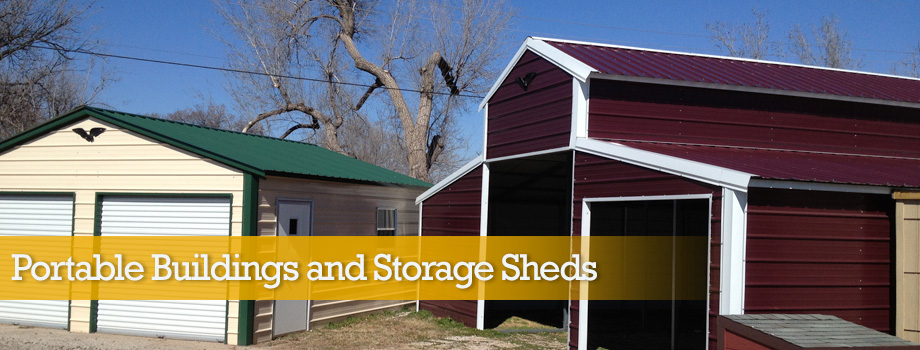 OKC Portable Buildings and Sheds