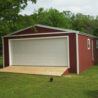Oklahoma Custom Garage Buildings