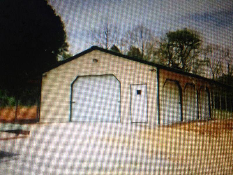 Oklahoma City Affordable Horse Barns Loafing Sheds