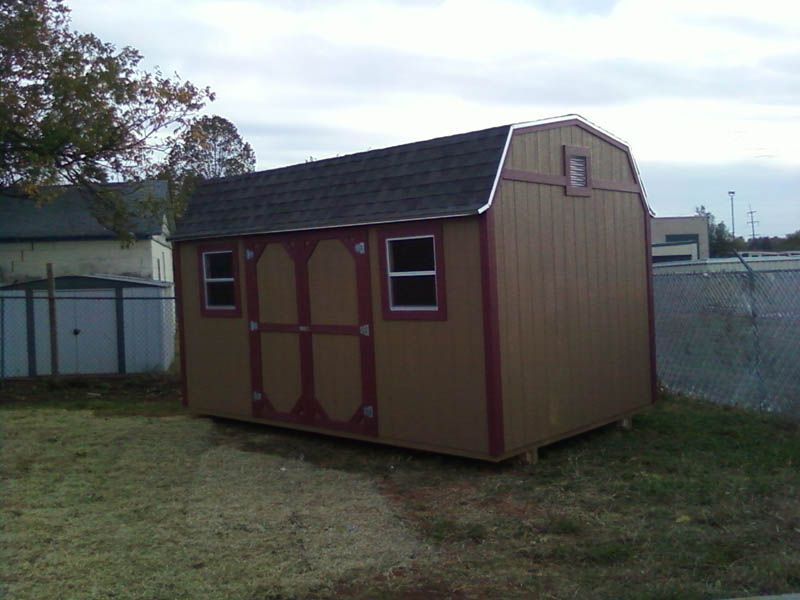 Oklahoma City, OK Portable Buildings and Backyard Storage Sheds